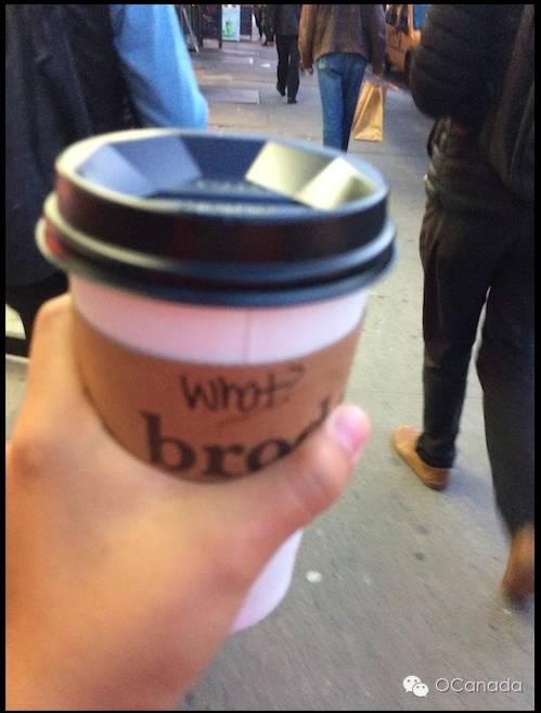 像喝咖啡一样喝鸡汤,BTW:小编选的是菜单上第7个 what came first ,味儿还行
