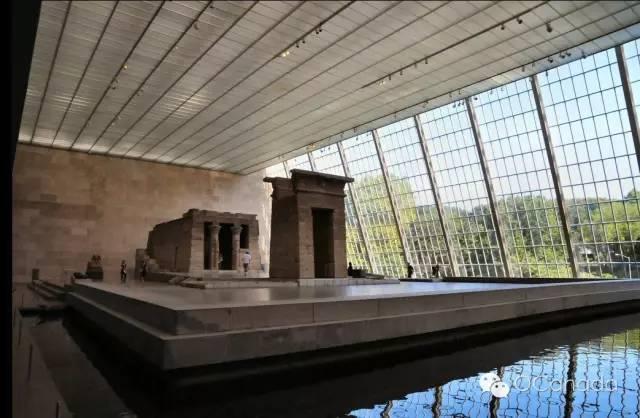 大都会博物馆人气最高馆之一—埃及馆,一楼