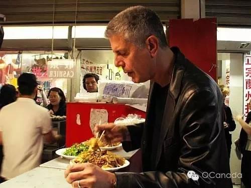美食家Bourdain也来这里录节目